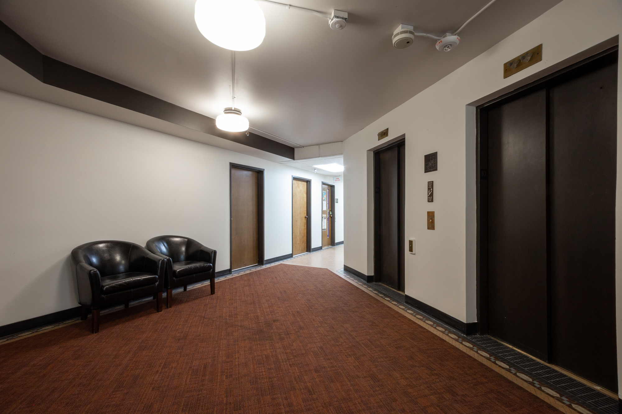 Hallways March 26th-08